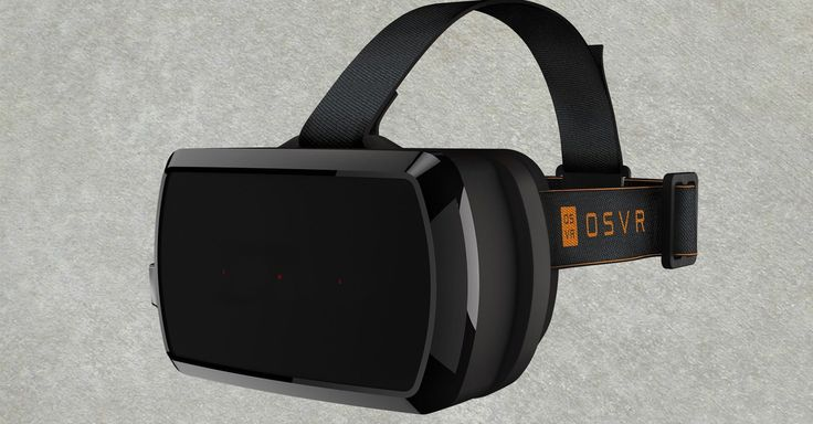 Leap Motion announced a new partnership with Razer that will put Leap Motion's motion-tracking capabilities directly in the OSVR headset when it ships.