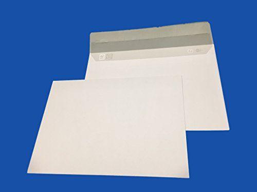 lot de 50 enveloppe courrier A5 - C5 papier velin blanc 90g format 162 x 229 mm une enveloppe blanche avec fermeture bande adhésive autocollante siliconnée #enveloppe #courrier #papier #velin #blanc #format #blanche #avec #fermeture #bande #adhésive #autocollante #siliconnée