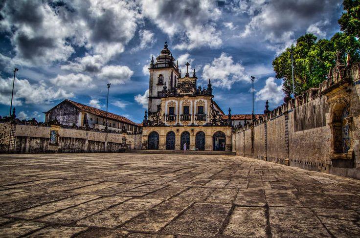 Igreja de São Francisco, João Pessoa, Paraíba.