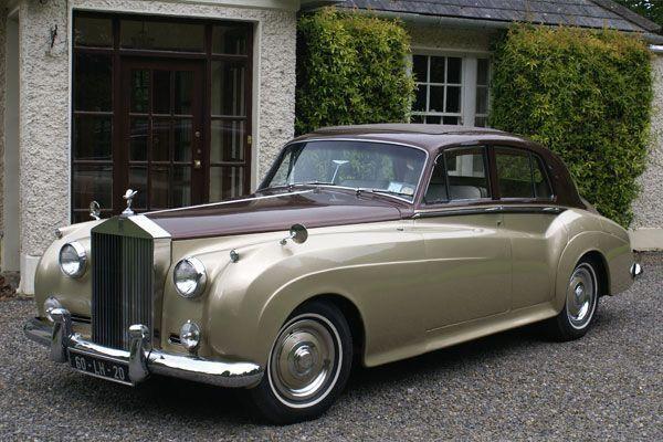 1960 S Rolls Royce Wedding Car Hire Ireland Rolls Royce Silver