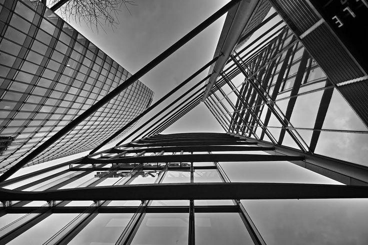 Architecture near Potsdamer Platz in Berlin. Camera: Sigma dp0 Quattro