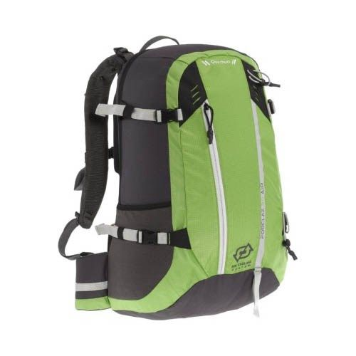 Quechua Forclaz 30 Air Bacpack INR 3,999 Description Quechua Forclaz 30 Air Bacpack is Day hikers. 30L: Ventilated back. Air Cooling label: The product's capacity to enhance air circulation to limit warmth and moisture buy :http://bit.ly/2fxDgbG