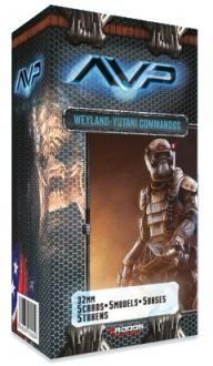 Alien vs Predator - Weyland-Yutani Commandos