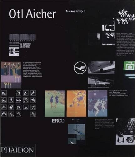Otl Aicher: Markus Rathgeb: 9780714843964: Amazon.com: Books