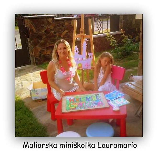 Pozrite sa, ako nám bolo spolu krásne... / Lauramario » SAShE.sk - slovenský handmade dizajn