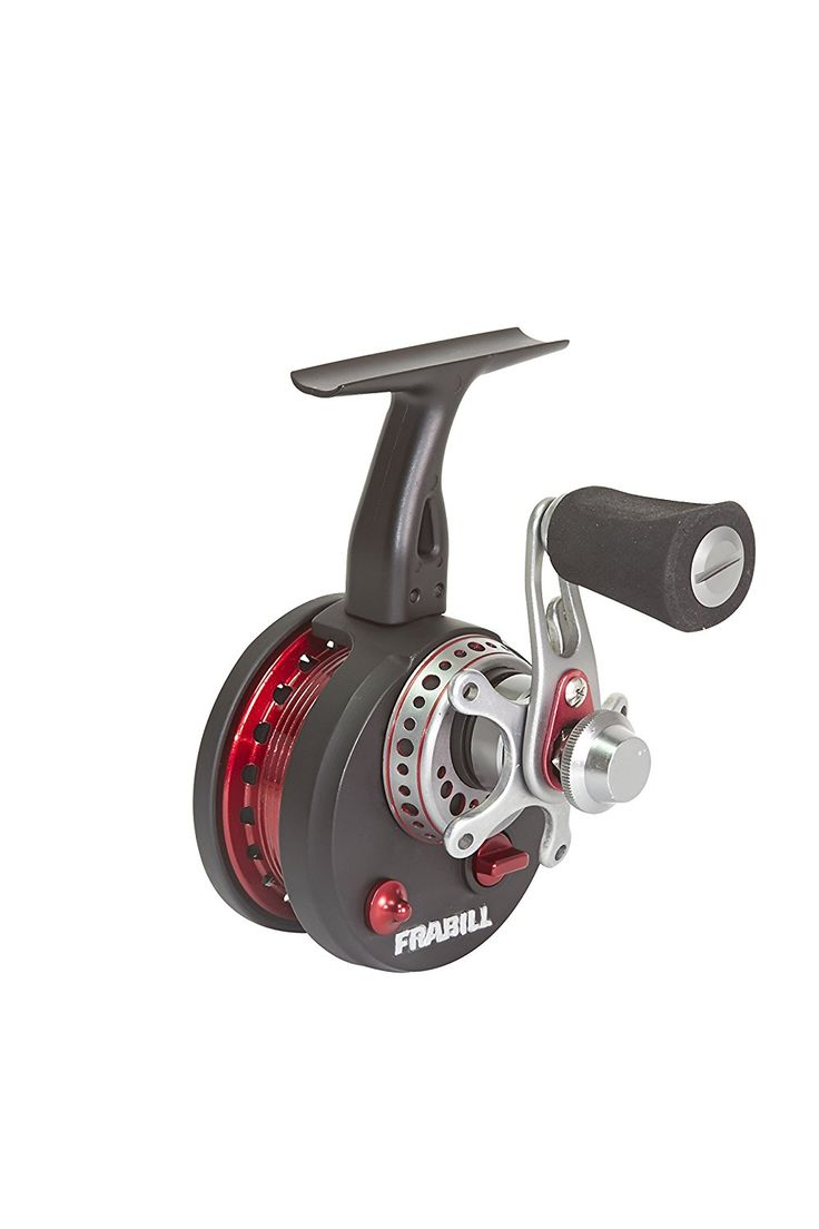 1000 ideas about fishing reels on pinterest spinning for Ice fishing reel