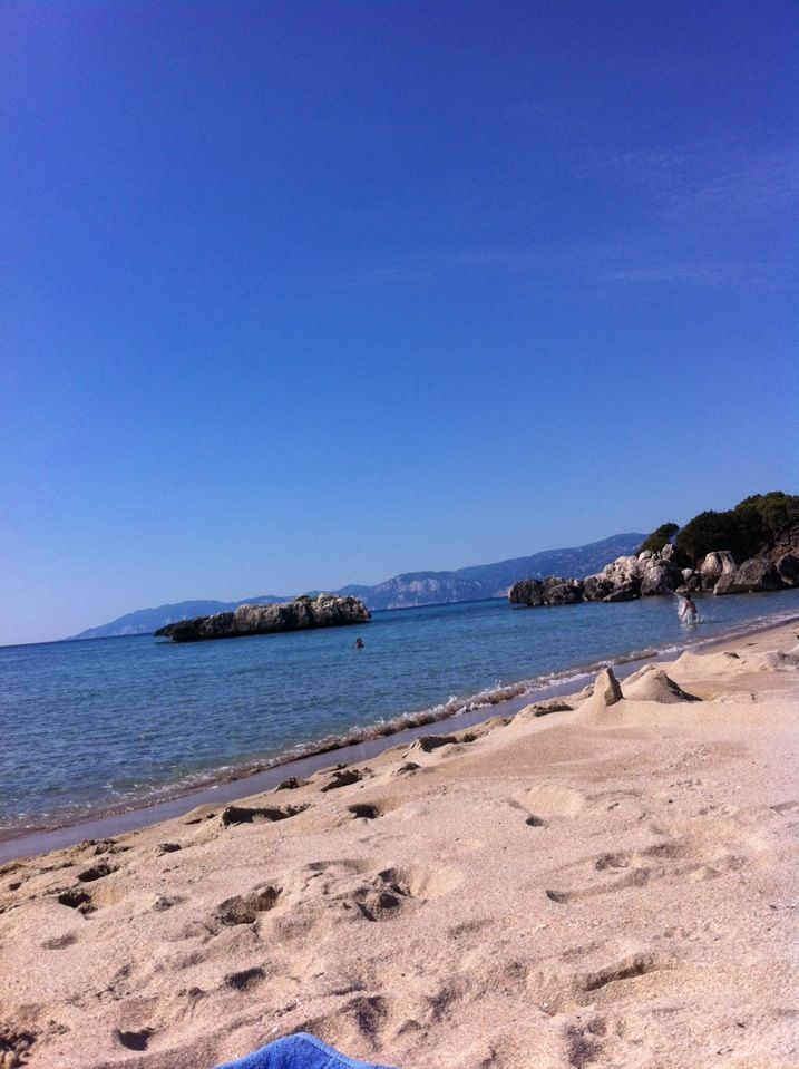Cartoe nel Cala Gonone, Sardegna