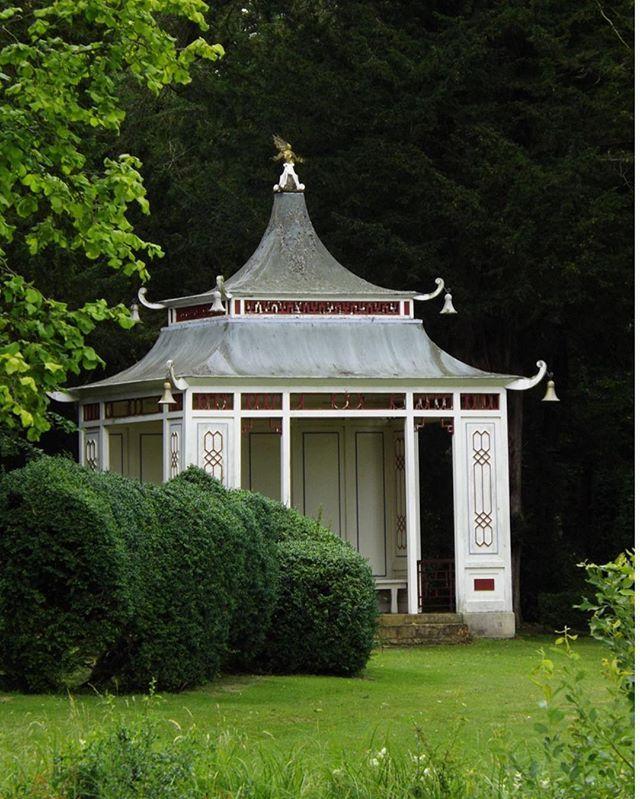 Japanese Inspired Garden In Grant Park: 25+ Best Ideas About Pagoda Garden On Pinterest