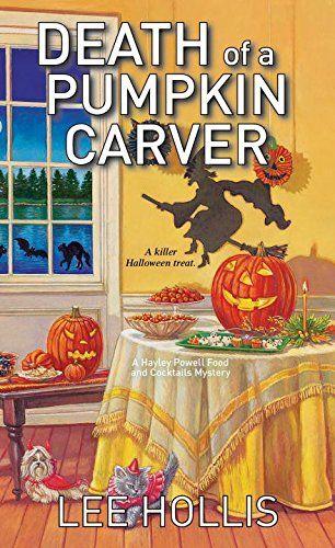 Death of a Pumpkin Carver (Hayley Powell Mystery) by Lee Hollis http://www.amazon.com/dp/1496702549/ref=cm_sw_r_pi_dp_lWnFwb1D7RGVS