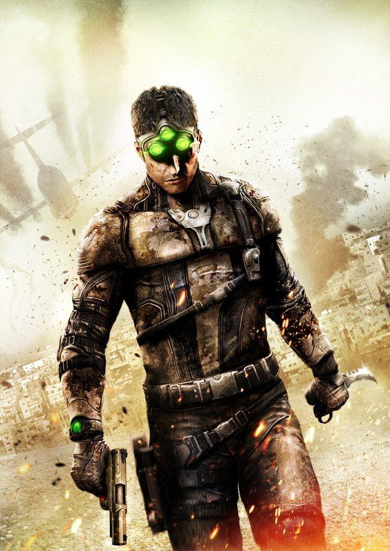 Can't wait for this game in August. Splinter Cell: Blacklist Campaign imaging by Dave Cox , via Behance