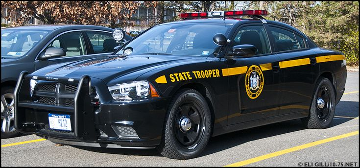 Love It Nysp Dodge Charger Police Car Pinterest