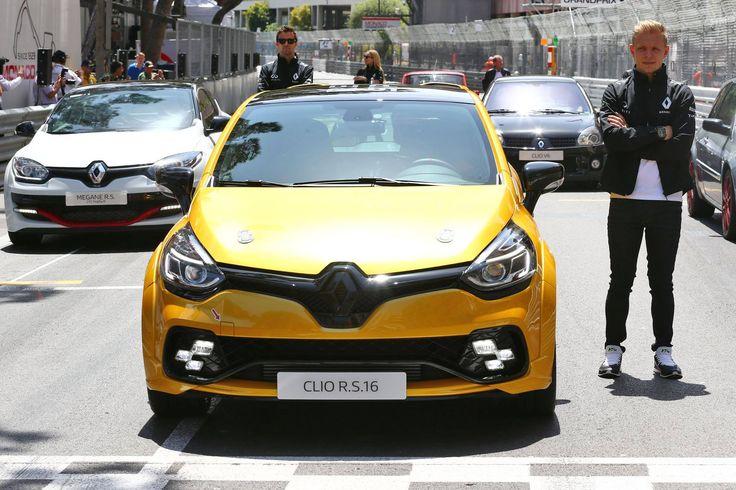 #Renault #Clio R.S #Concept http://www.villagerenault.com.au