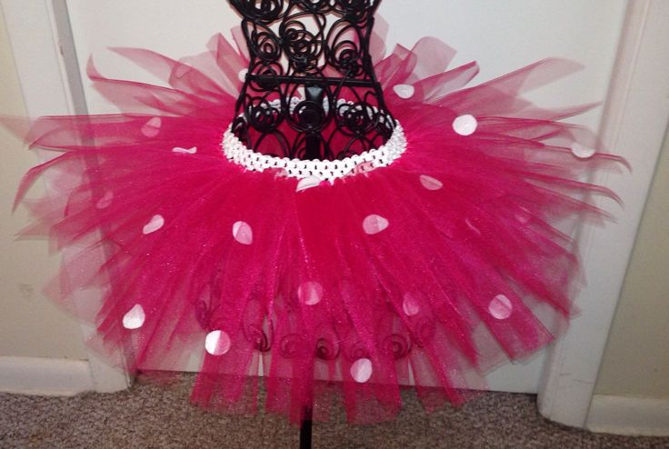 A personal favorite from my Etsy shop https://www.etsy.com/listing/227079187/minnie-tutu-minnie-mouse-runner-tutu
