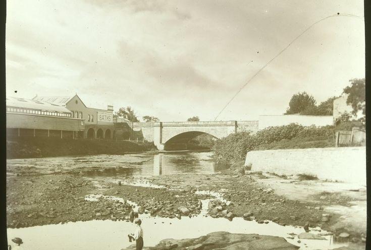 The Centennial Baths of Parramatta