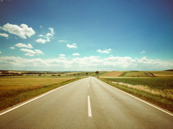 Free Image: On the road! | Download more on picjumbo.com!
