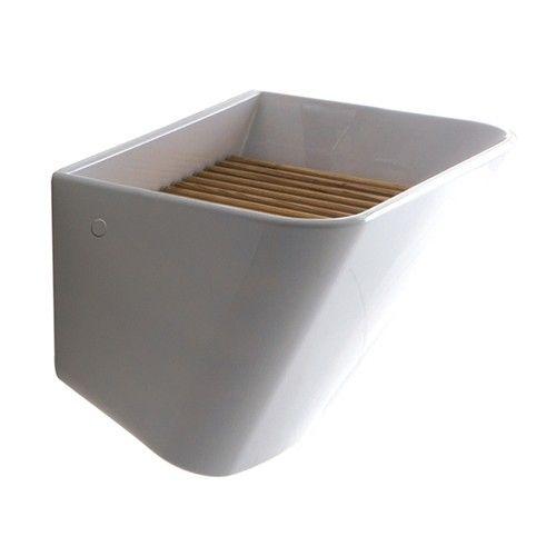 Asse in legno di okoumè per lavabo-lavatoio Galassia Serie Meg11
