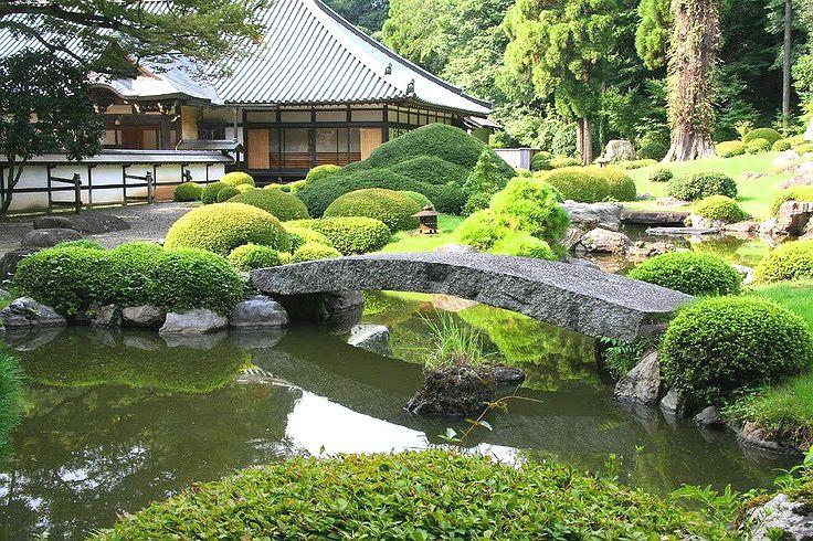 249 best images about 2x let 39 s grow urban zen on for Zen garden bridge