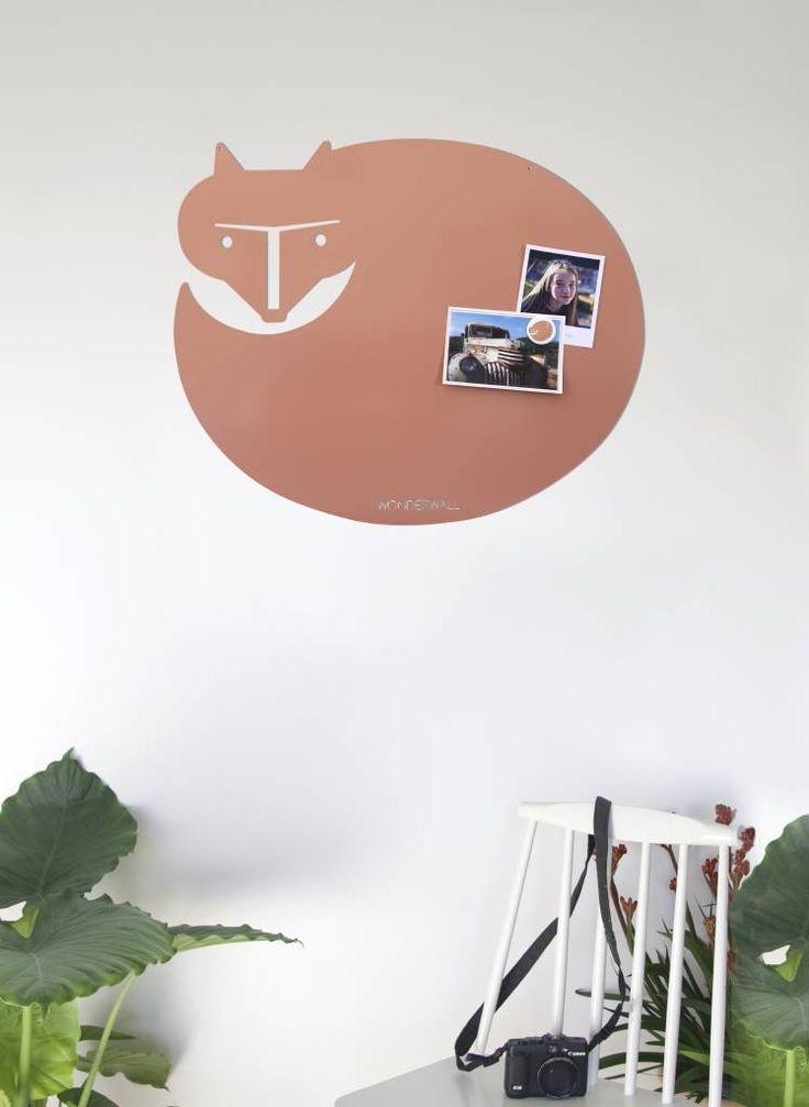 De Wonderwall magneetborden brengen levensvreugde in huis. Op de kinderkamer en overal elders!