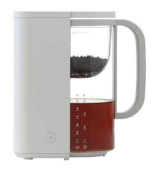 Coffee and Tea Maker by Naoto Fukasawa for Plus Minus Zero