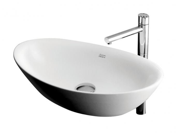 Ideal Standard Tonic Vessel Above Counter Basin at Reece  - like basin shape