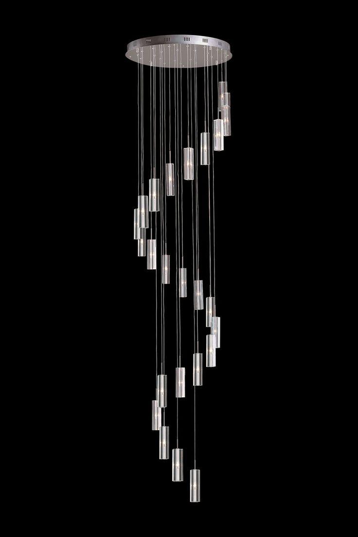 Syrma Round Adjustable 24  Drop Pendant L& & 518 best Lighting images on Pinterest | Chandeliers Pendant lamps ...