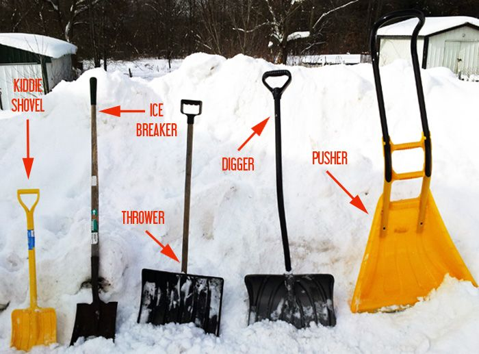 How to Shovel Snow or Why Shoveling Snow is Like Golfing - Mommiedaze