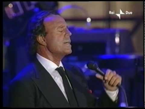 Julio Iglesias - Crazy ... beautiful rendition...love Julio!!