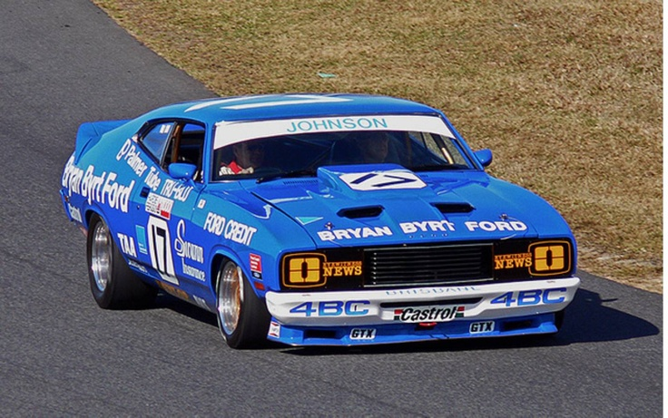Dick Johnson Racing Falcon XC