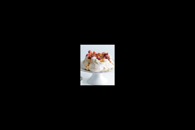 Škola pečení: dort pavlova