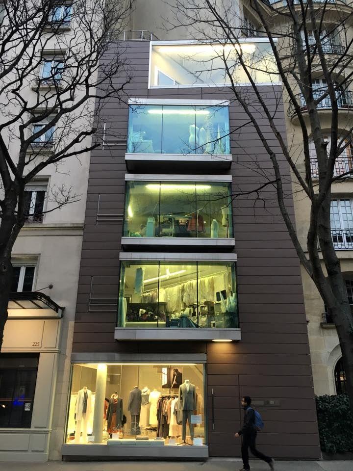 Petite Maison de Couture, 227 Boulevard Raspail, Paris