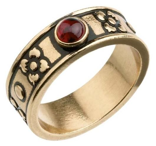 Ring of Saint Bridget, by Kalevala Koru | Pyhän Birgitan sormus KK -my favourite ring!