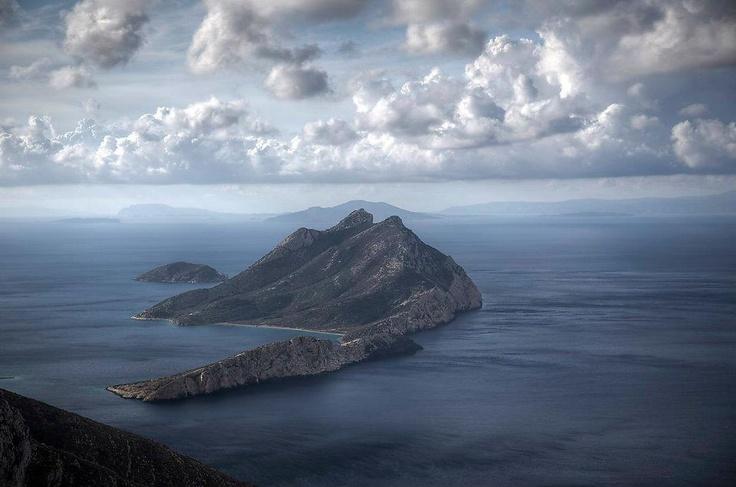 nikouria - amorgos island