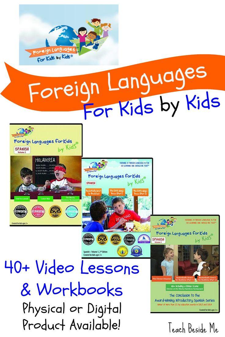 Workbooks spanish language workbooks : 11 best Learn a Foreign Language images on Pinterest   Blogging ...
