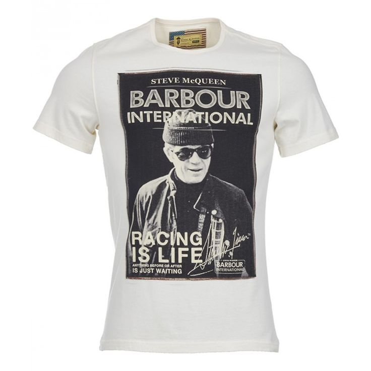 john-andy.com | Barbour T-Shirt