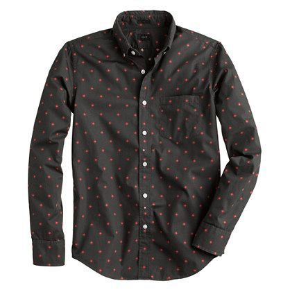 JCREW - Men's New Arrivals - This is too cute for a guy. I want to wear this!