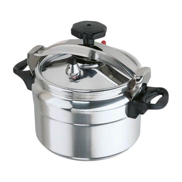 OLLA A PRESIÓN KRHÜNER 3L Apta para cocina eléctrica, vitrocerámica y gas