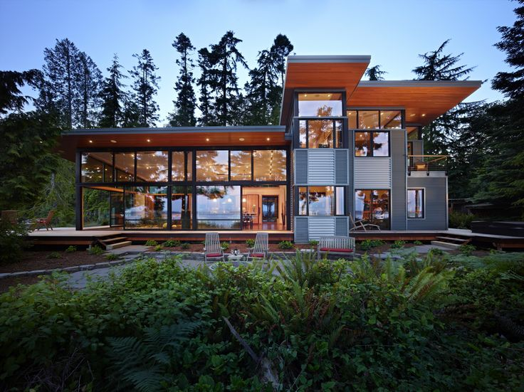 FINNE Architects - Project - Port Ludlow Residence - Image-9