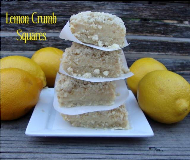 Lemon Crumb Squares: Chocolates Chocolates, Yummy Desserts, Lemon Crumb, Crumb Squares A, Squares A Recipes, Desserts Bar, Bar Recipes, Bar Cookies, Lemon Bar