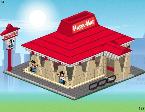 Best The Original Pizza Hut Images On Pinterest