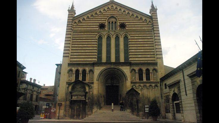 Fotos de: Italia - Verona - Iglesia de San Fermo - Románico tardio