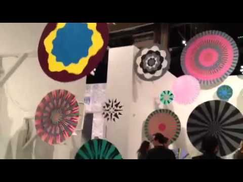 MOCA Geffen opening for Transmission LA | pinwheels by Jim