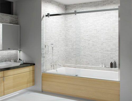 Porte de bain Flow - Portes de bain - Liquidation Plomberie