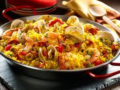The 25 best paella recipe food network ideas on pinterest shrimp paella paella recipefood networkshrimpbarefoot forumfinder Images