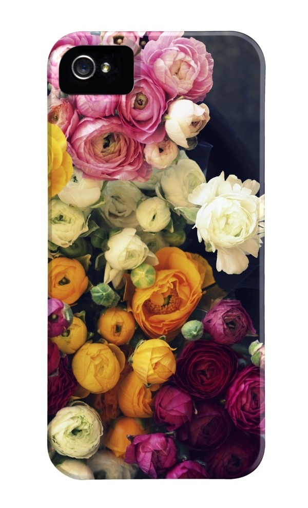 Sweet Eventide Photography — Loads of Ranunculus iPhone 5 Case
