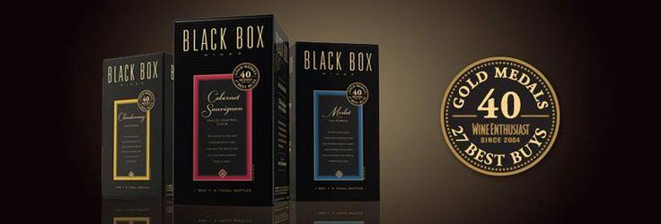 Black Box Award-Winning Wines