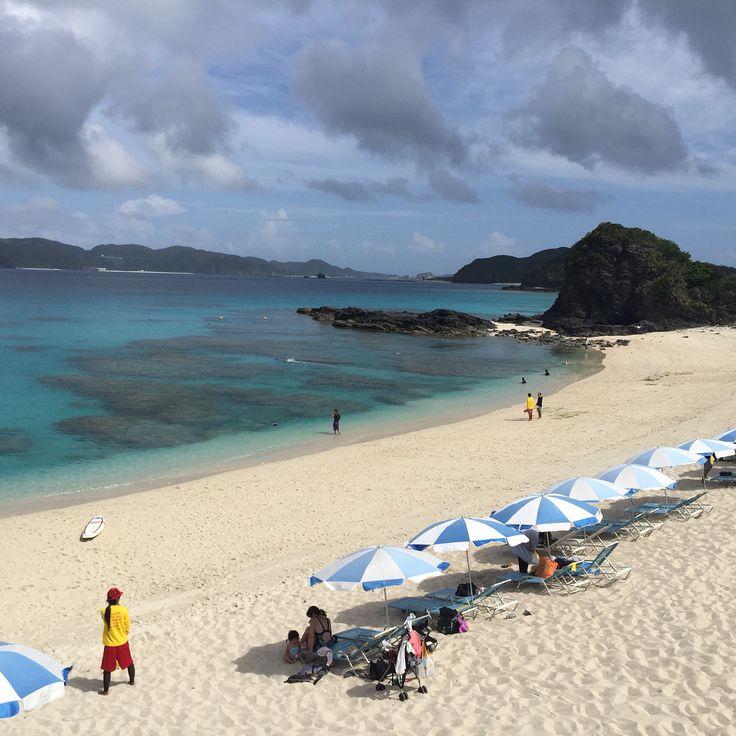 Awesome beach@zamami island