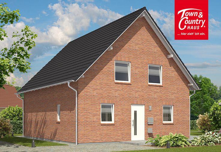 Einfamilienhaus mit Klinker Fassade Lichthaus 152 Town