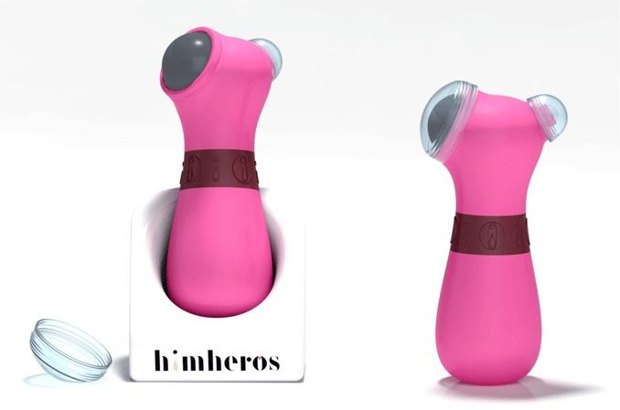 Dulip, il pleasure toy disegnato da Himheros
