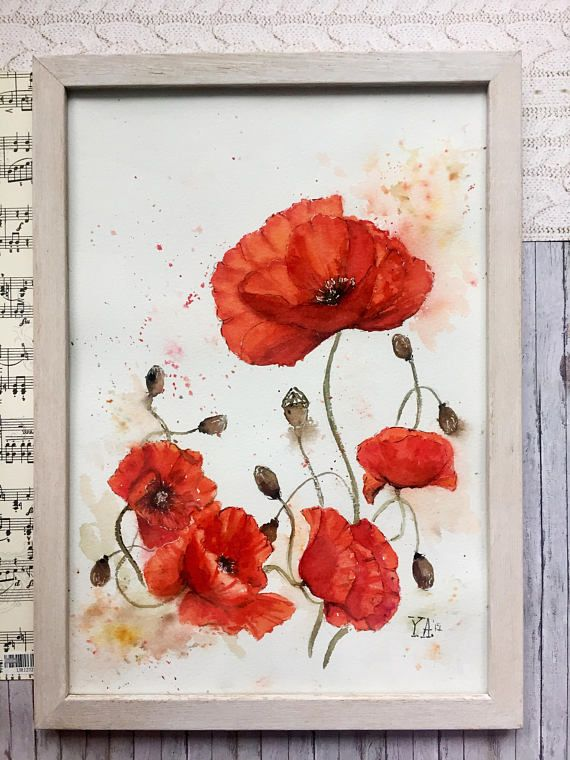 Best 25 Watercolor Poppies Ideas On Pinterest Poppies Home Decorators Catalog Best Ideas of Home Decor and Design [homedecoratorscatalog.us]
