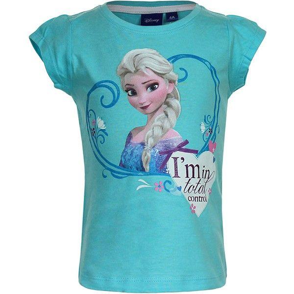 Disney Frost t-shirt med Elsa fra filmen Frost